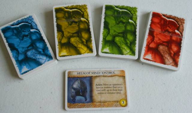cave troll cards
