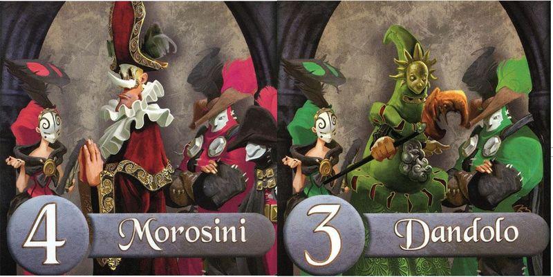 Masques Morosini