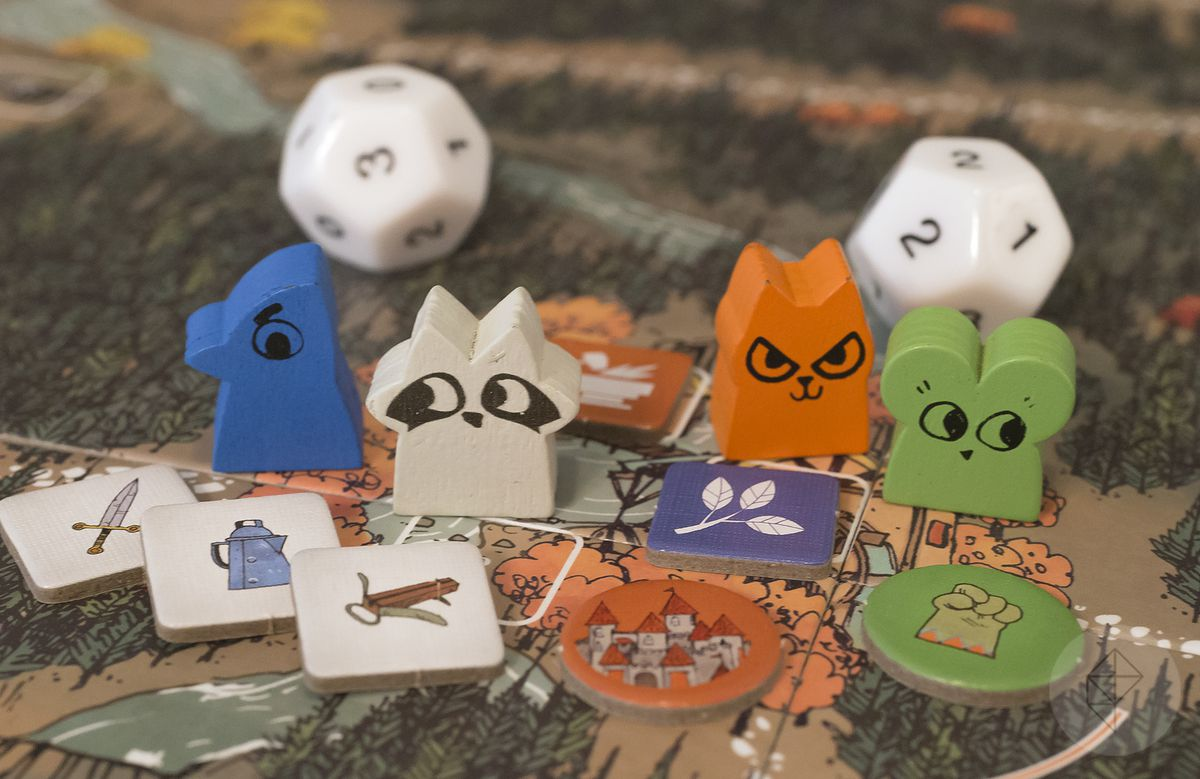 root meeples