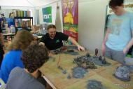 משחק הדגמה Warhammer 40K