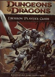 Eberron Player's Guide מבוכים ודרקונים 4 מערכה אברון עולם