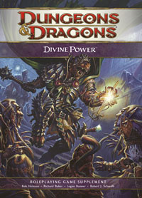 Divine Power - מבוכים ודרקונים 4