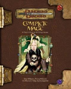 Complete Mage מבוכים ודרקונים 3.5