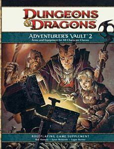 Adventurer's Vault 2 מבוכים ודרקונים 4