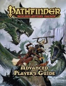 Advanced Player's Guide - Pathfinder פת'פיינדר מדריך לשחקן