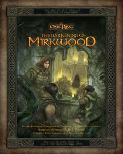 The One Ring The Darkening of Mirkwood הרפתקה שר הטבעות הטבעת האחת