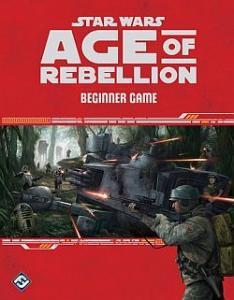 Star Wars: Age of Rebellion Beginner Game מלחמת הכוכבים משחק תפקידים