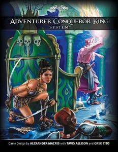 Adventurer Conqueror King System, מבוכים ודרקונים קלאסי