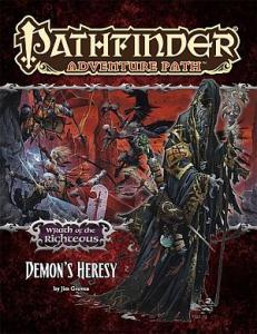 Demon's Heresy, חרון הצדיקים 3, פאת'פיינדר הרפתקה