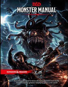 Monster Manual, מבוכים ודרקונים 5 מגדיר המפלצות
