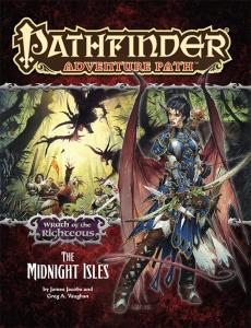 The Midnight Isles, חרון הצדיקים 4 פאת'פיינדר