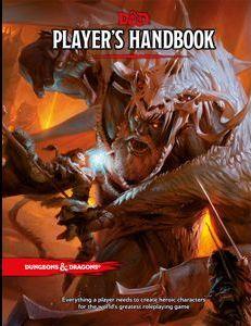 ספר החוקים לשחקן מבוכים ודרקונים 5 Player Handbook