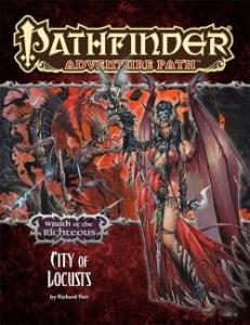 City of Locusts, עיר הארבה - חרון הצדיקים 6 Pathfinder