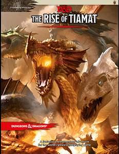 Rise of Tiamat, מלכת הדרקונים חוזרת למבוכים ודרקונים 5