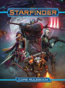 Starfinder Core Rulebook, לייזרים וחלליות עם מבוכים ודרקונים