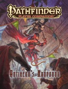 Antihero's Handbook, מדריך לדמויות מעניינות