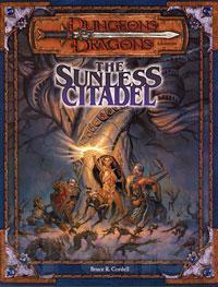 מבצר העלטה - מבוכים ודרקונים הרפתקה, sunless citadel