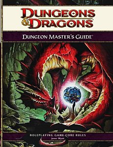 המדריך לשליט המבוך dungeon master guide מבוכים ודרקונים 4