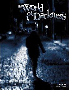 עולם האפלה World of darkness הזאב הלבן משחק תפקידים של אימה