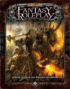 Warhammer Fantasy Roleplay וורהאמר פנטזי משחק תפקידים