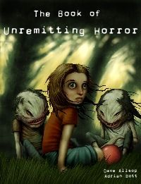 The Book of Unremitting Horror משחק תפקידים אימה ק20