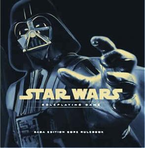 Star wars saga מלחמת הכוכבים משחק תפקידים