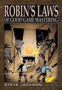 Robin's Laws of Good Gamemastering מנחה משחק תפקידים