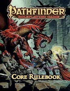 Pathfinder Roleplaying Game פת'פיינדר מבוכים ודרקונים 3.75 פאיזו Paizo
