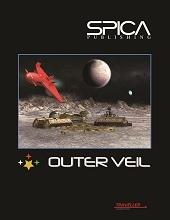 Outer Veil Traveller מערכה של משחק תפקידים מדע בדיוני