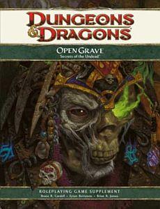Open Grave: Secrets of the Undead מבוכים ודרקונים 4 אל מתים מפלצות