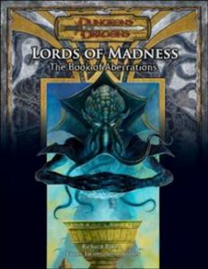 Lords of Madness: The Book of Aberrations מבוכים ודרקונים 3.5