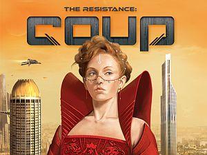 Coup: the Resistance משחק קלפים, חברתי, רמאות