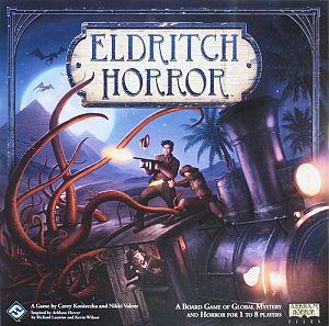 Eldtrich Horror משחק לוח, אימה, שיתופי, קתולהו