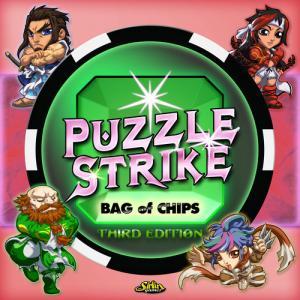Puzzle Strike משחק קלפים בניית חפיסה חבילות