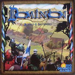 Dominion משחק קלפים בניית חבילות דומיניון