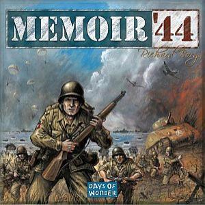 משחק מלחמה Memoir 44 לוח חיילים פלסטיק
