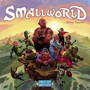 Small World משחק לוח