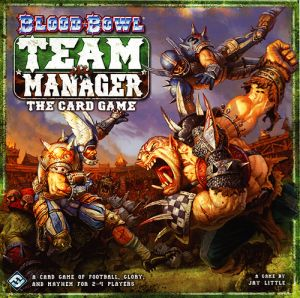 Blood Bowl: Team Manager, גביע הדמים