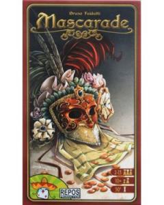Mascarade, משחק קלפים חברתי
