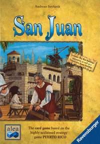 San Juan סאן חואן משחק קלפים