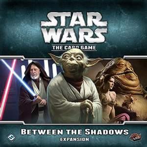 Star Wars Between the Shadows הרחבה למשחק הקלפים