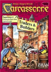 Carcassonne Traders & Builder, הרחבה של קרקסון