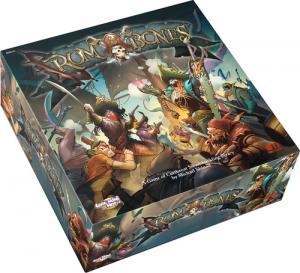 Rum & Bones - משחק עם פיראטים, קרבות בים וגם קראקן