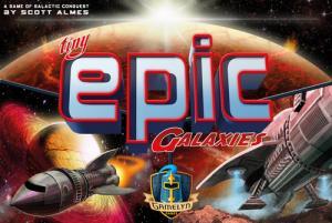 Tiny Epic Galaxies, גלקסיה בכף ידך משחק לוח