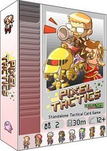 Pixel Tactics משחק קלפים