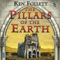 Pillars of the Earth משחק לוח