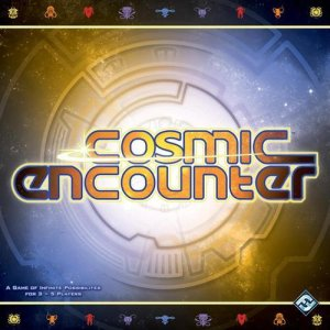 Cosmic Encounter משחק לוח