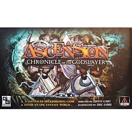 Ascension boardgame משחק קלפים
