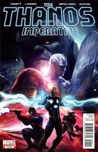 The Thanos Imperative קומיקס, מארוול, גיבורי על, שומרי הגלקסיה