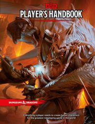 dungeons dragons5 phb